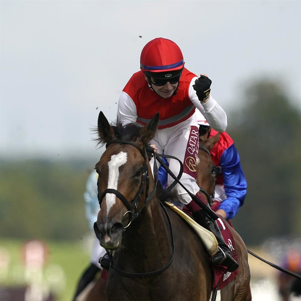 Champions Day: Magical wins Champion Stakes as Aidan O'Brien seals double