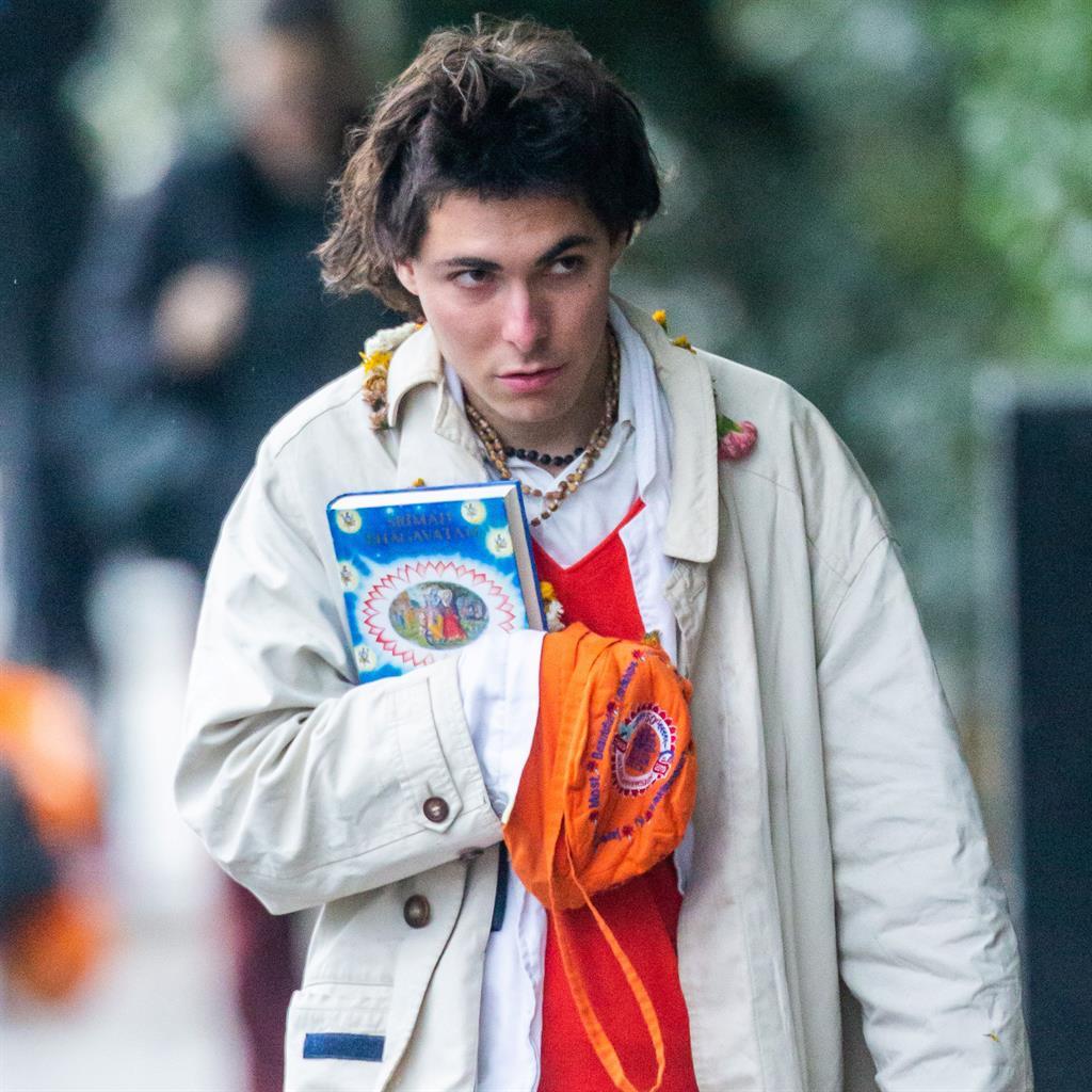 'Odd behaviour': Pablo Tarazaga-Orero slept outside Harry Styles's home PICTURE: SWNS