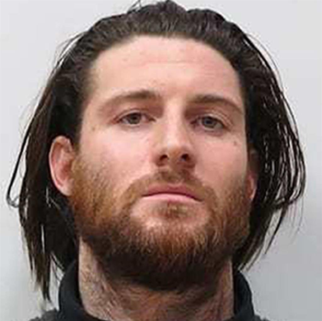 No remorse: Shane O'Brien PICTURE: MET POLICE/PA