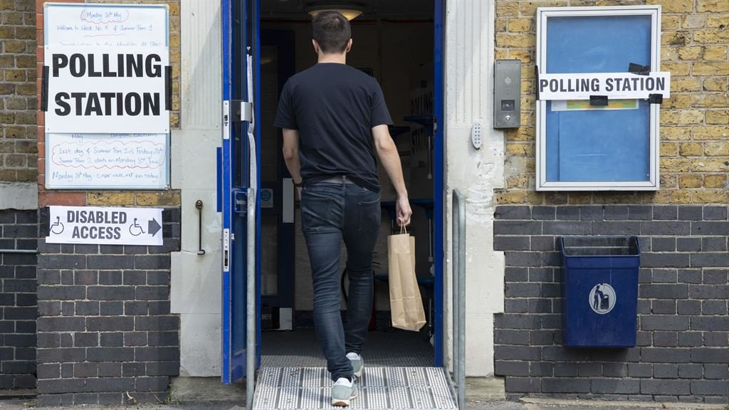 Yes or Noel: We could be back at the polling stations in December PICTURE: GETTY