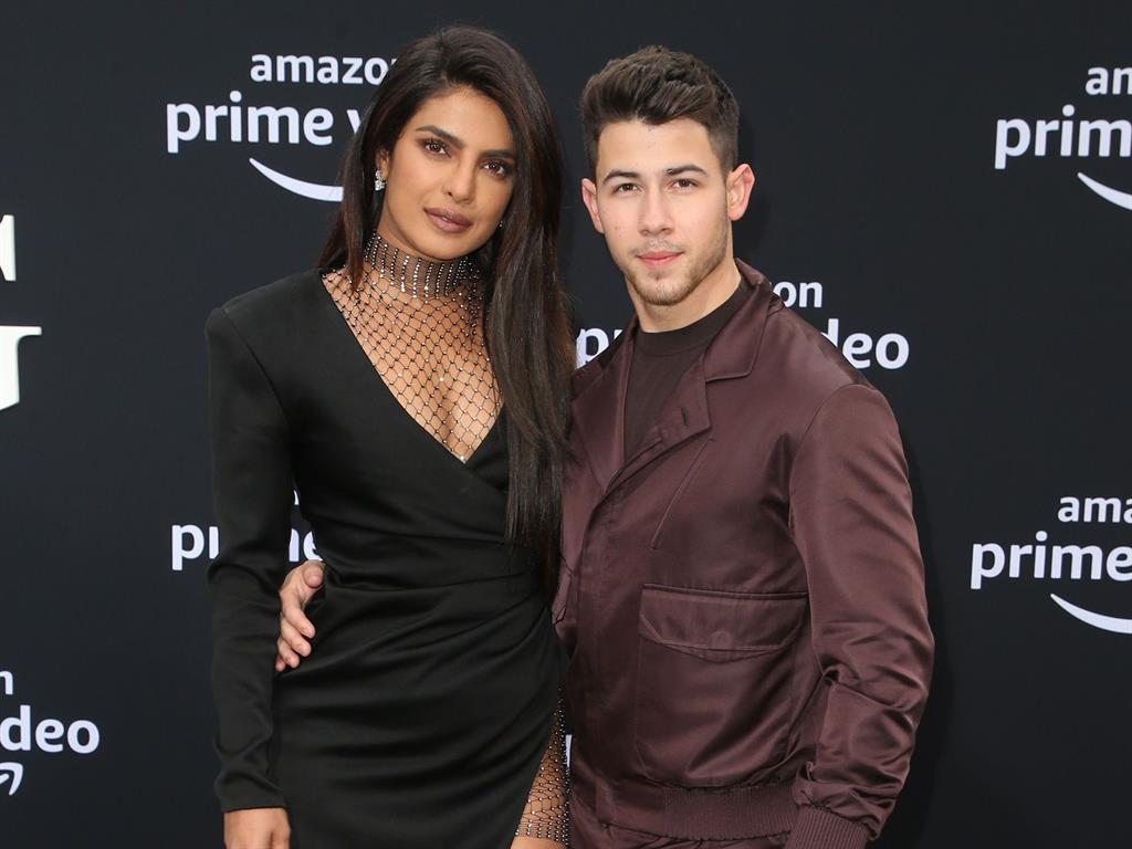 Nick Jonas gives thumbs up to Priyanka Chopra`s `The Sky Is Pink`