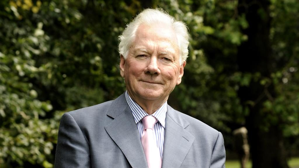 Colossal: Veteran presenter Gay Byrne PICTURE: PHOTOCALL  IRELAND