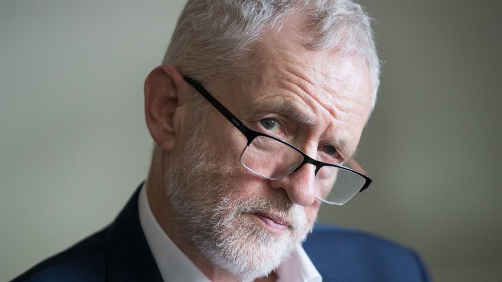 'Sensible deal': Jeremy Corbyn PICTURE: PA