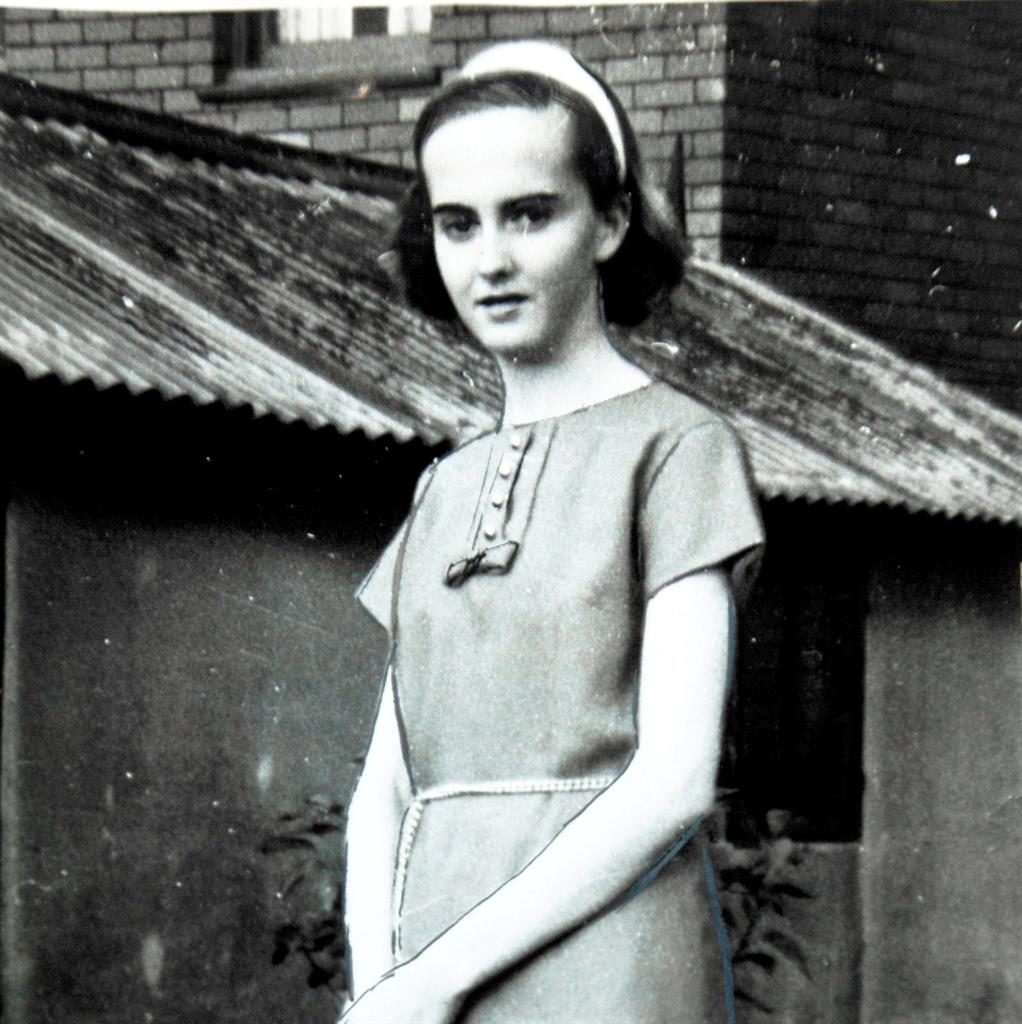 Frenzied assault: Elsie Frost, 14. Fresh inquest has opened into her murder 54 years ago