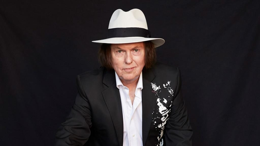 Feeling the noize: Dave Hill never tires of taking Slade out on tour, or singing that song...