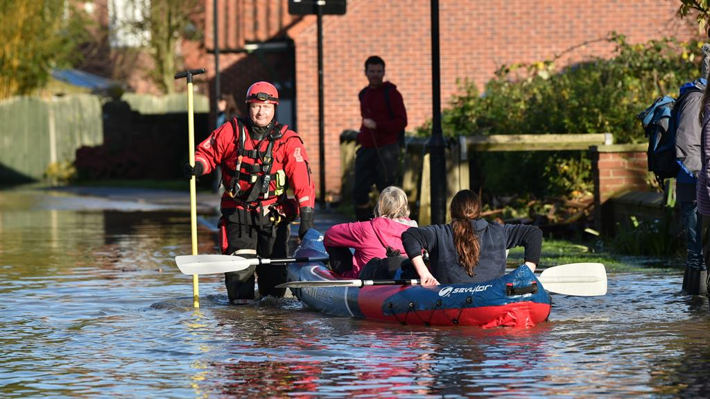 Boris Johnson to chair emergency meeting over flooding