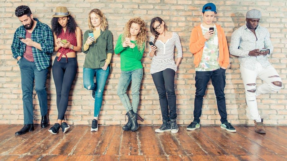 Problematic usage: One symptom includes feeling anxious when the phone isn't available PICTURE: SHUTTERSTOCK
