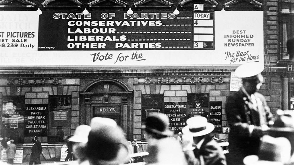 Old allegiance: Many voters in crucial marginals have been Labour for generations