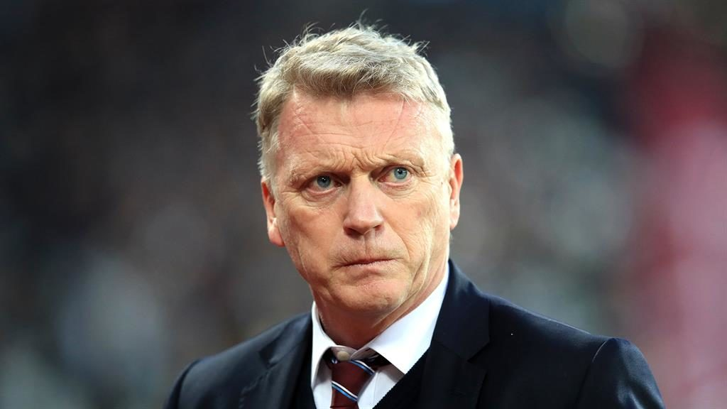 Reappointed: West Ham have confirmed Moyes' return PICTURE: PA