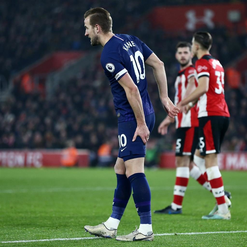 Tottenham Hotspur striker Harry Kane breaks silence on his injury