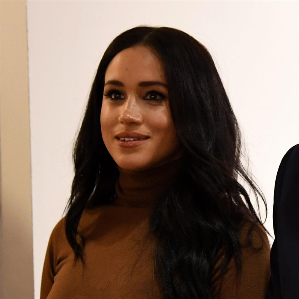 'On the brink': Duchess of Sussex PICTURE: GETTY