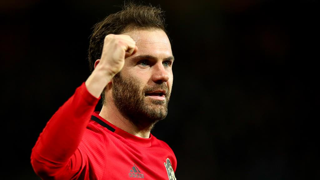 Juan To Enjoy For Mata As Manchester United Turn On The