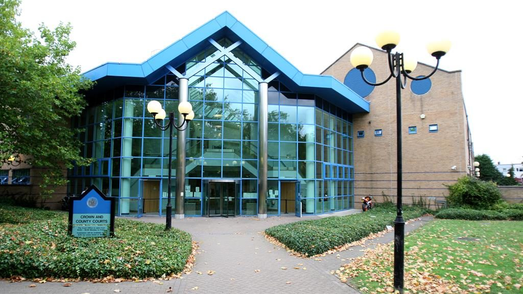 Video link: Basildon crown court PICTURE: PA