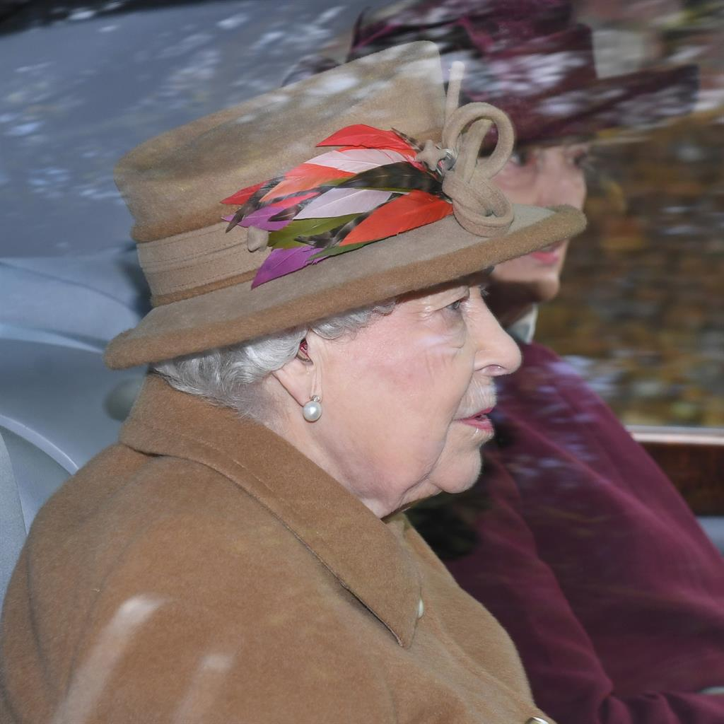 Family fortunes: Her Majesty said Harry will get time to sort out his finances PICTURE: PA