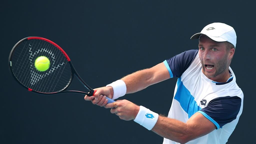 'Boils my blood': Britain's Liam Broady has criticised the organisers of the Australian Open