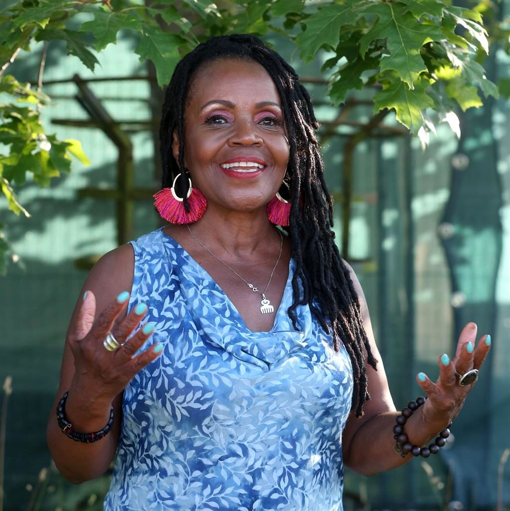 Rich past: LA-born P.P. Arnold says African missionaries once lived in the old cottage PICTURE: WENN