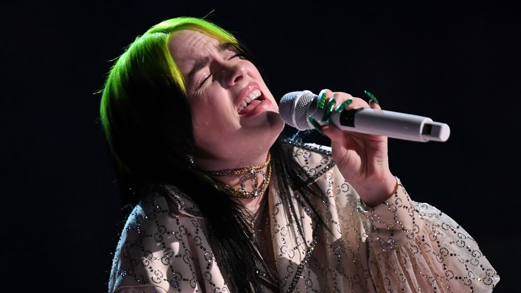 Billie Eilish is Working On Album Two