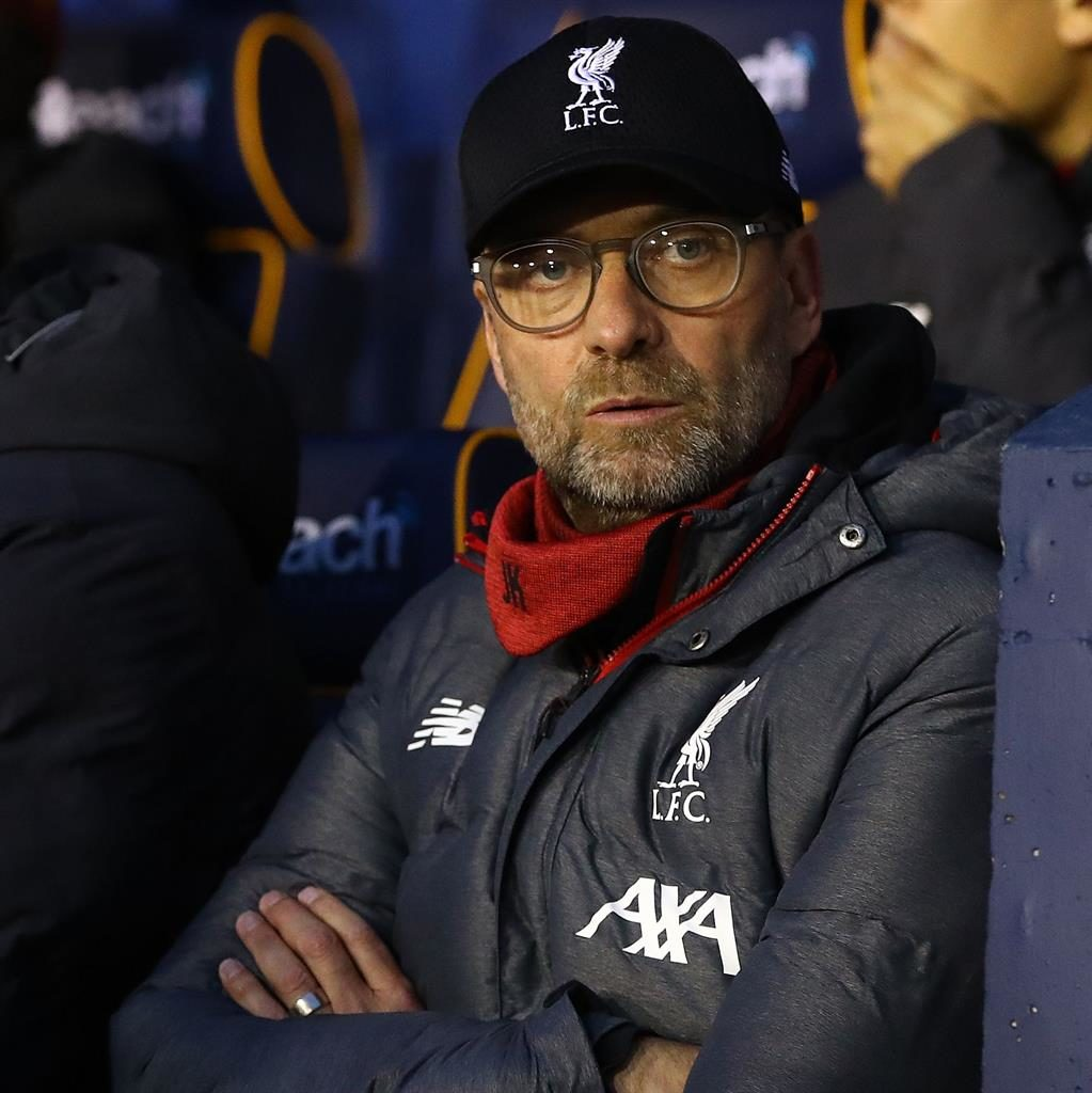 Klopp: If people think I'm lazy, I can't change that