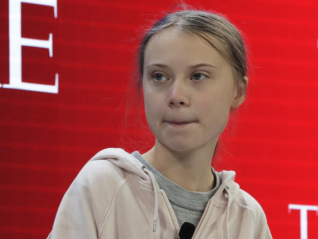 Greta Thunberg says climate campaigners' demands have been 'completely ignored' at Davos