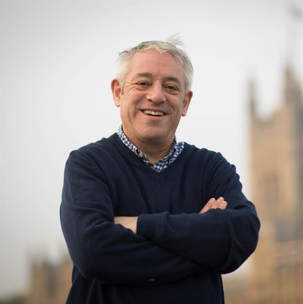 Speaking out: John Bercow PICTURE: PA