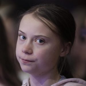 Teen climate campaigner Greta Thunberg up for Nobel Peace Prize