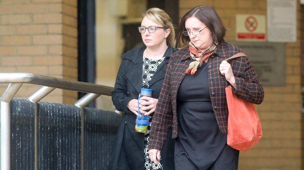Breeders: Victoria (left) and Lucinda Rolph sold hundreds of litters illegally PICTURE: SOLENT NEWS/ALAMY