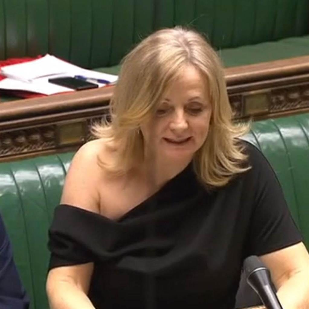 Labour MP Tracy Brabin hits back at trolls criticising her outfit