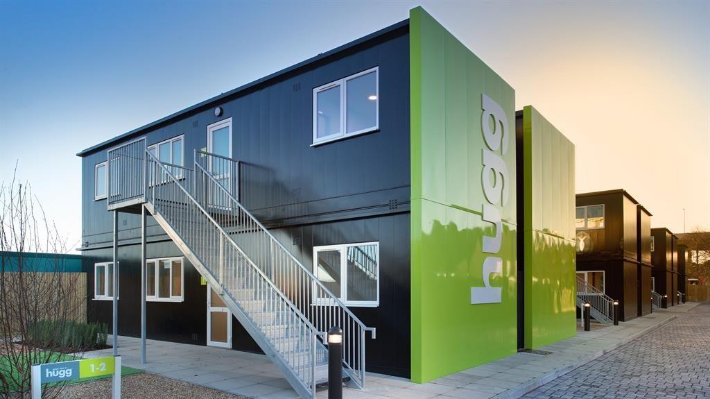 Hugg life: Huggs are affordable rentals built on dormant land