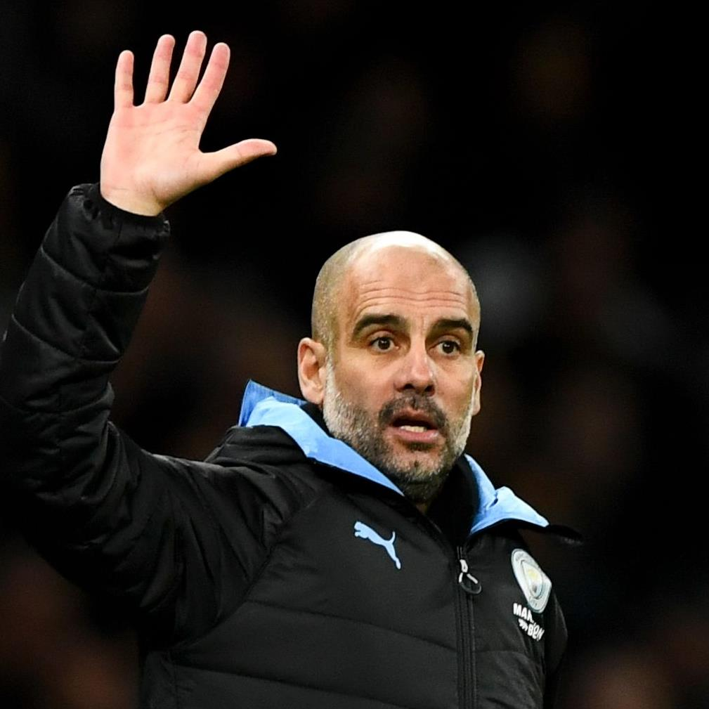 Guardiola: Champions League exit could lead to Man City sack