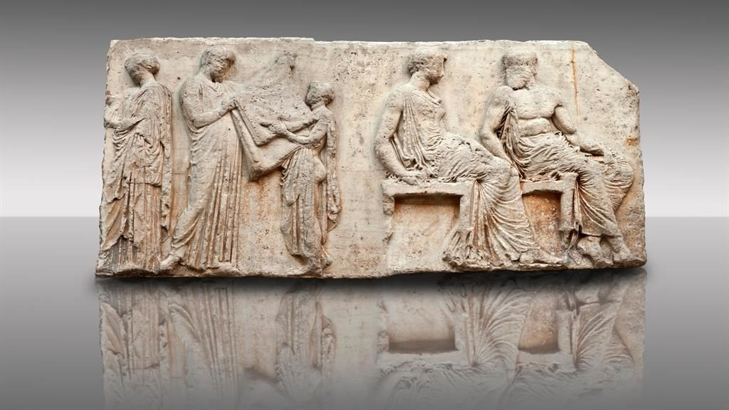 Parthenon Marbles return demand in leaked European Union draft document