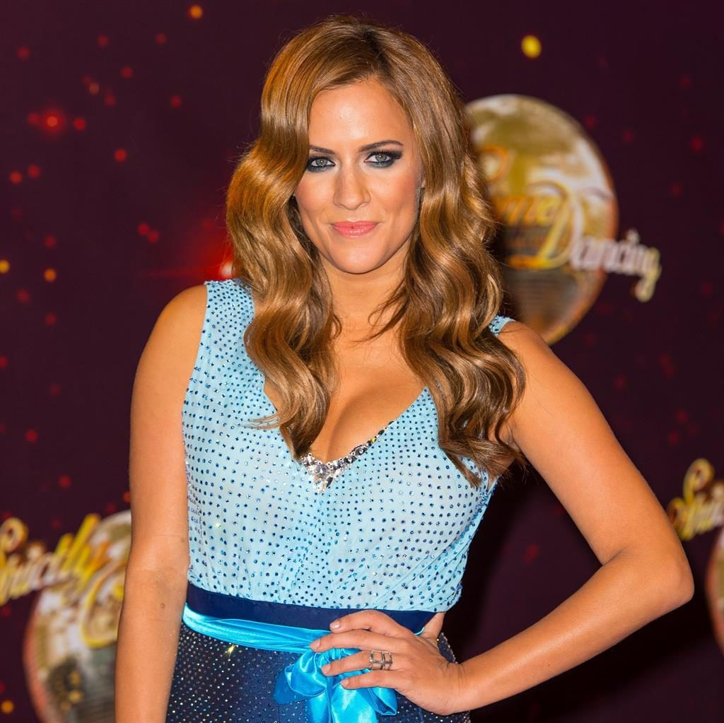 Brit Awards remember Caroline Flack at start of show