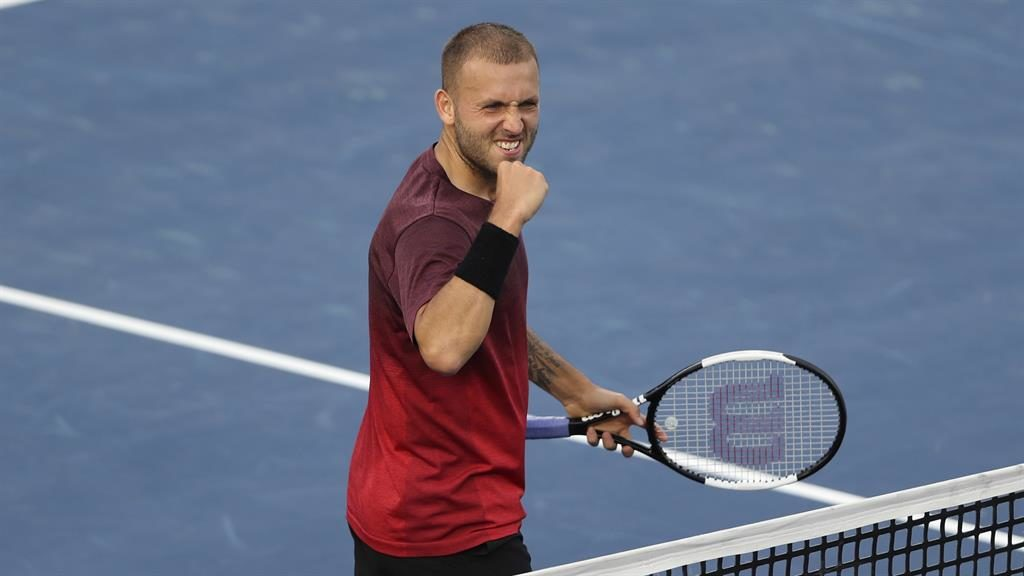 Dan Evans to the semifinals of the Dubai Duty Free Tennis Championship