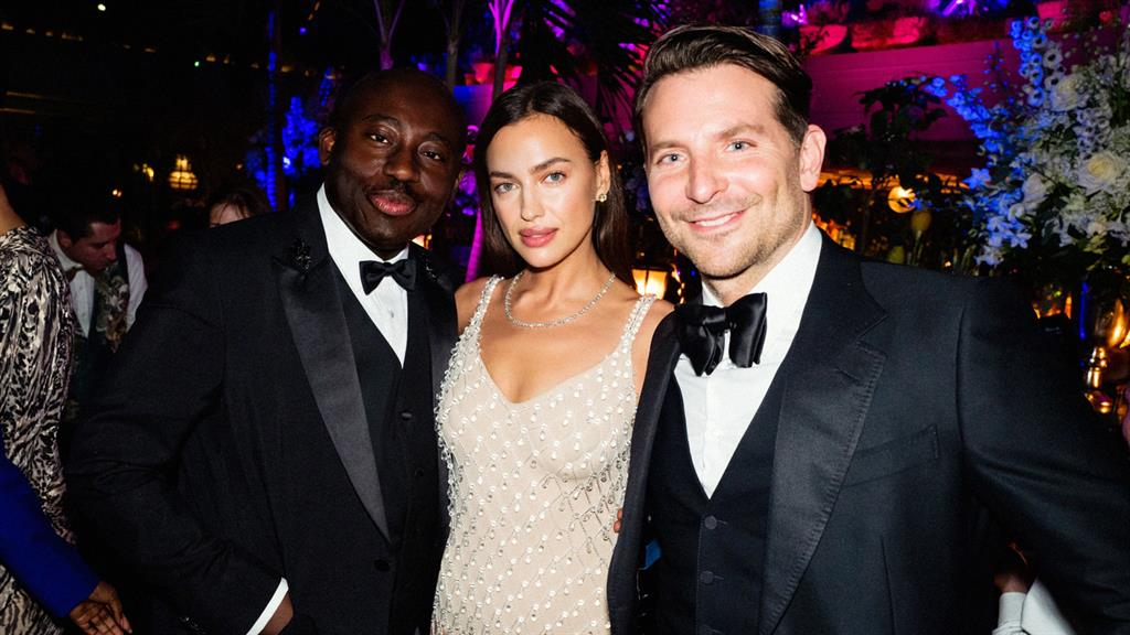 Bradley Cooper, Irina Shayk reunite, prove they are still on cordial terms