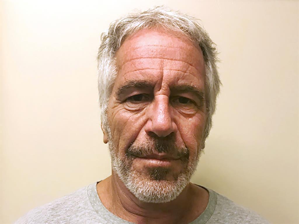 Paedophile Financier Jeffrey Epstein