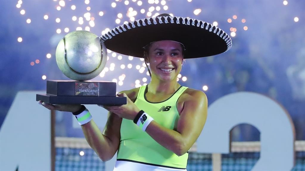 17-Year-Old Fernandez of Canada Books Maiden WTA Final