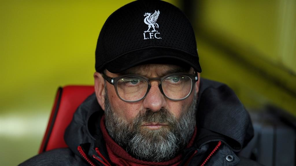 Jurgen Klopp Insists Liverpool Fans Are Not 'Paranoid' Over Coronavirus Title Threat