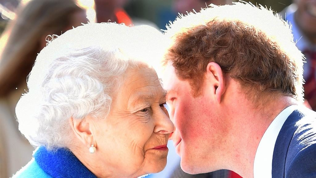 Prince Harry Meets With Queen Elizabeth II Amid Royal Exit
