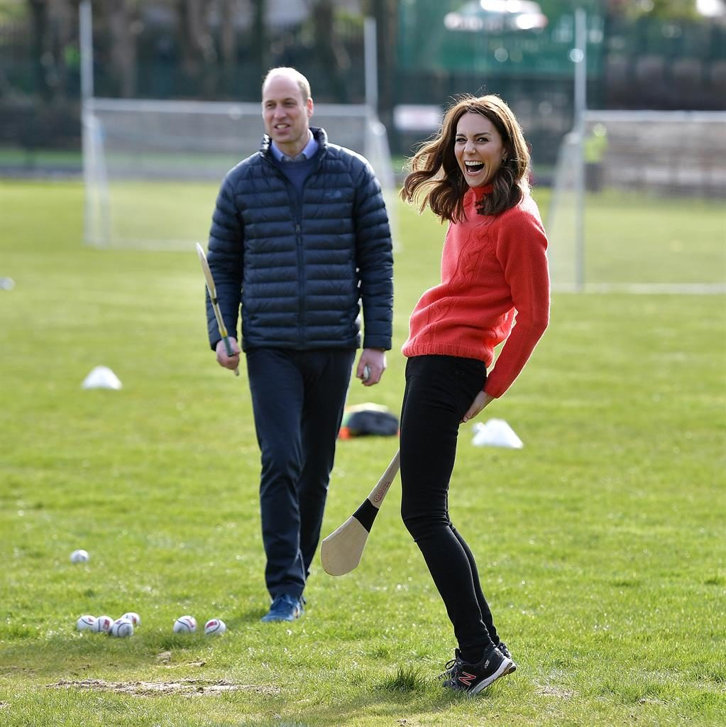 Prince William nails juggling during trip to Ireland