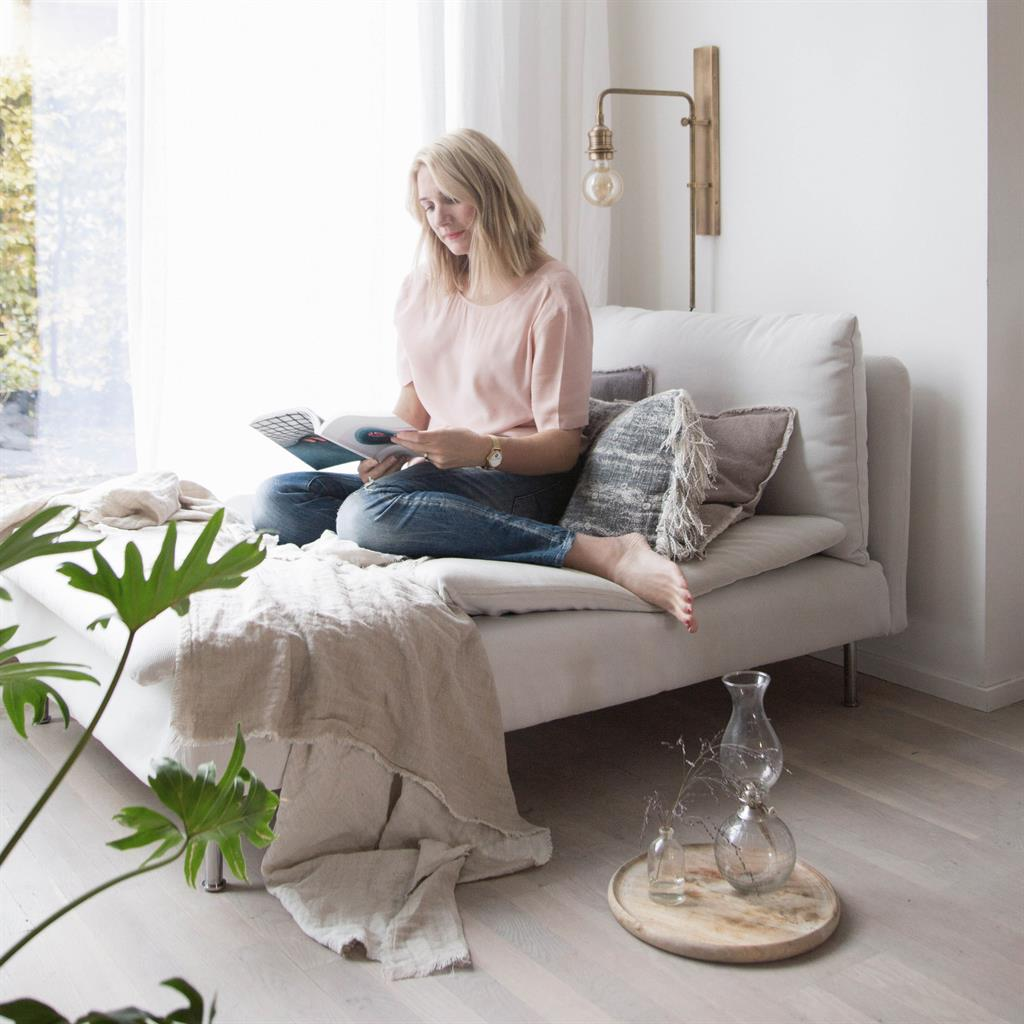 Norse code: Niki is the queen of Scandinavian movement hygge, which brings cosiness and calm to your home