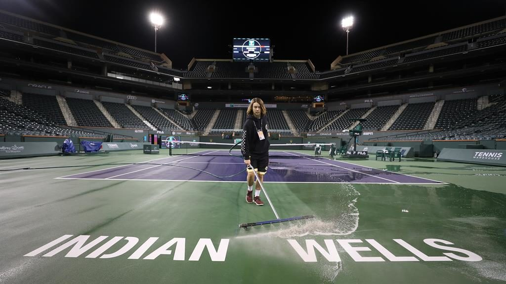 Tennis players react to Indian Wells canceling due to coronavirus