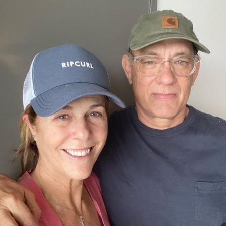 Tom Hanks and Rita Wilson released from the hospital following coronavirus diagnosis