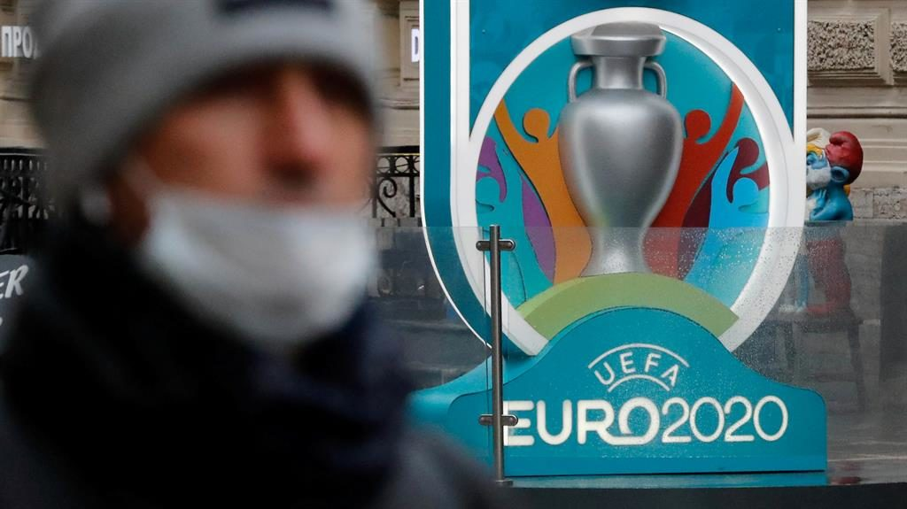 Long wait: Euro 2020 is no more, with the tournament now due to take place next year PICTURE: REUTERS