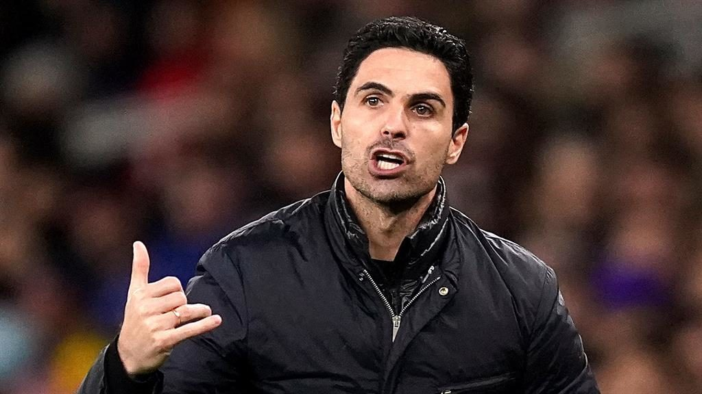 Arsenal manager says he has recovered from coronavirus — Mikel Arteta