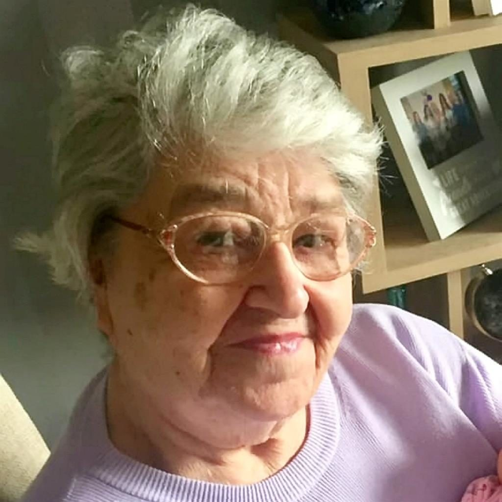 Tragedy: Virus victim Jean Howes PICTURE: SWNS