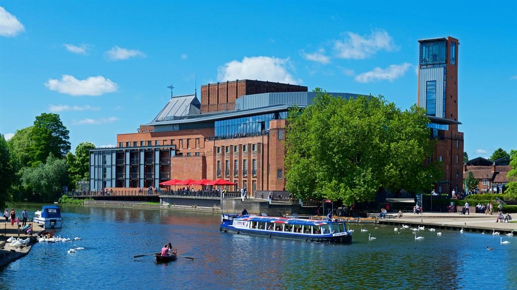 Grand: The Royal Shakespeare Theatre on the river