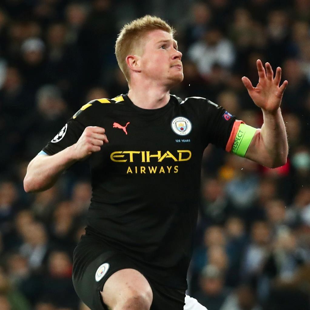Man City ace Kevin De Bruyne reveals huge career change