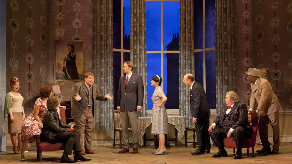 Laugh out loud: Watch the 2011 production of One Man, Two Guvnors from your sofa this week
