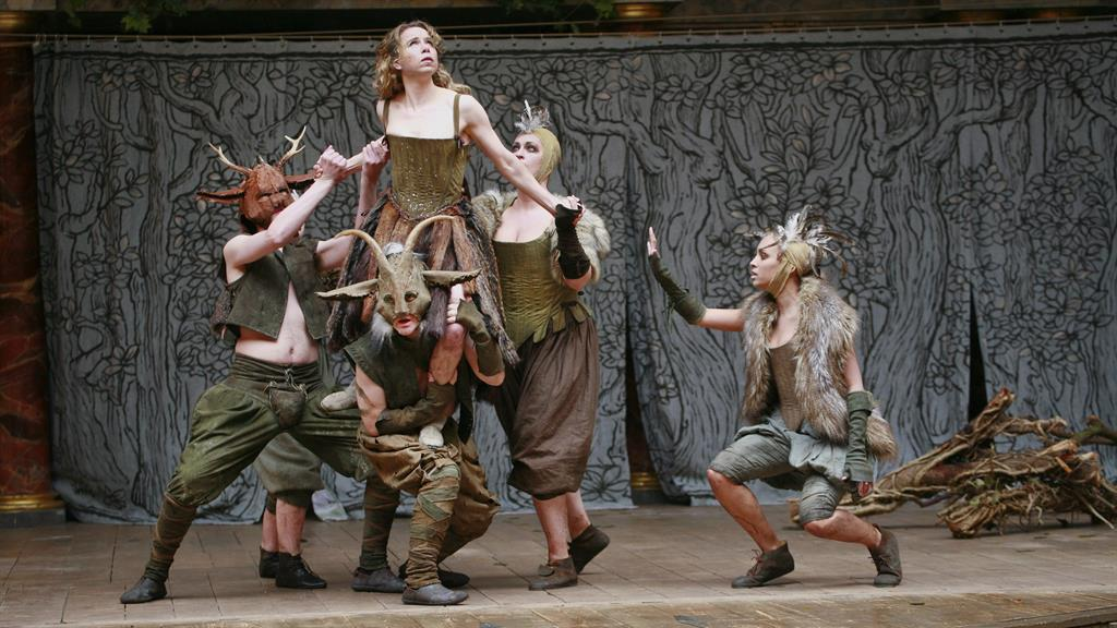 Much ado: You can now catch productions like A Midsummer Night's Dream for free online