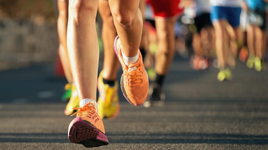 Risk: Running shoes can weaken the bones in the foot PICTURE: PAVEL1964/SHUTTERSTOCK