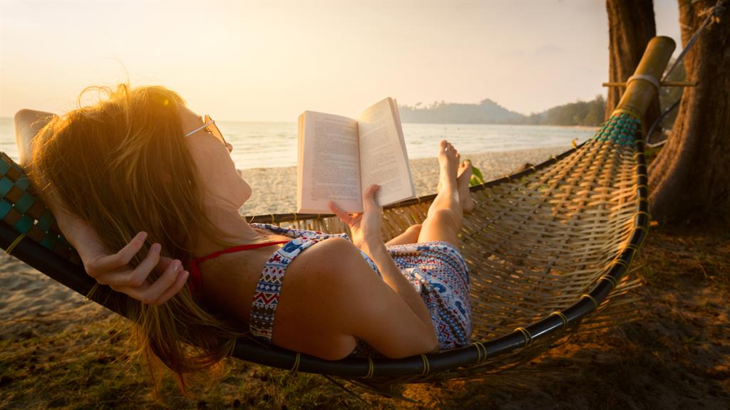 Marooned: What would be your desert island reads? PICTURE: DUDAREV MIKHAIL/SHUTTERSTOCK